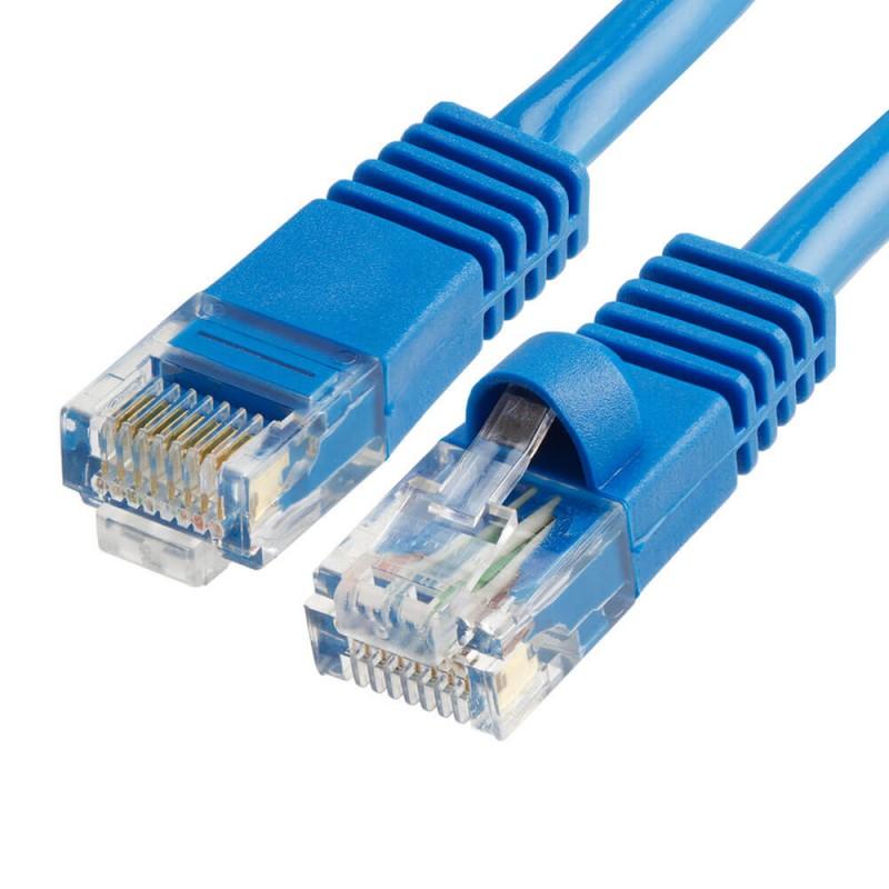 Cablu Retea 2m CAT6U/UTP, Albastru
