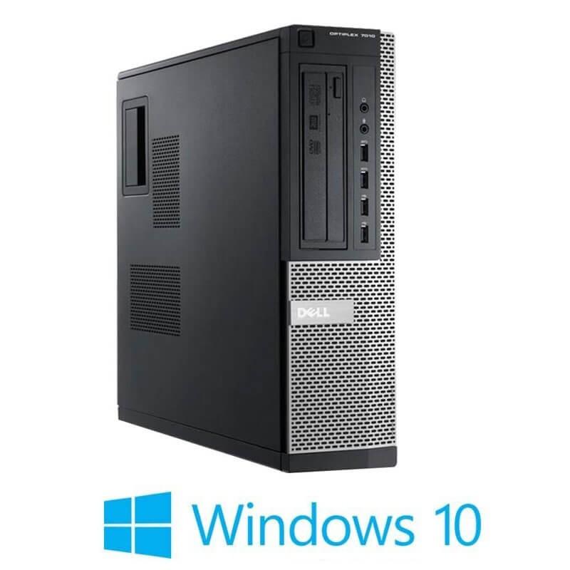 Calculatoare Dell OptiPlex 7010 DT, i7-3770, Win 10 Home
