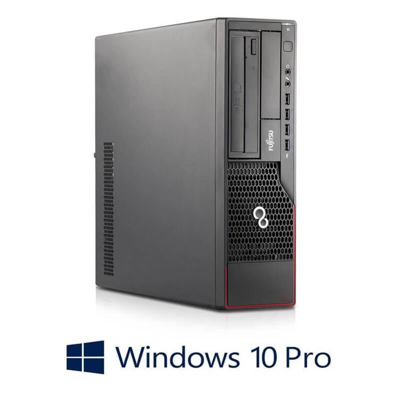 Calculator Fujitsu ESPRIMO E700, Intel Quad Core i7-2600, Windows 10 Pro