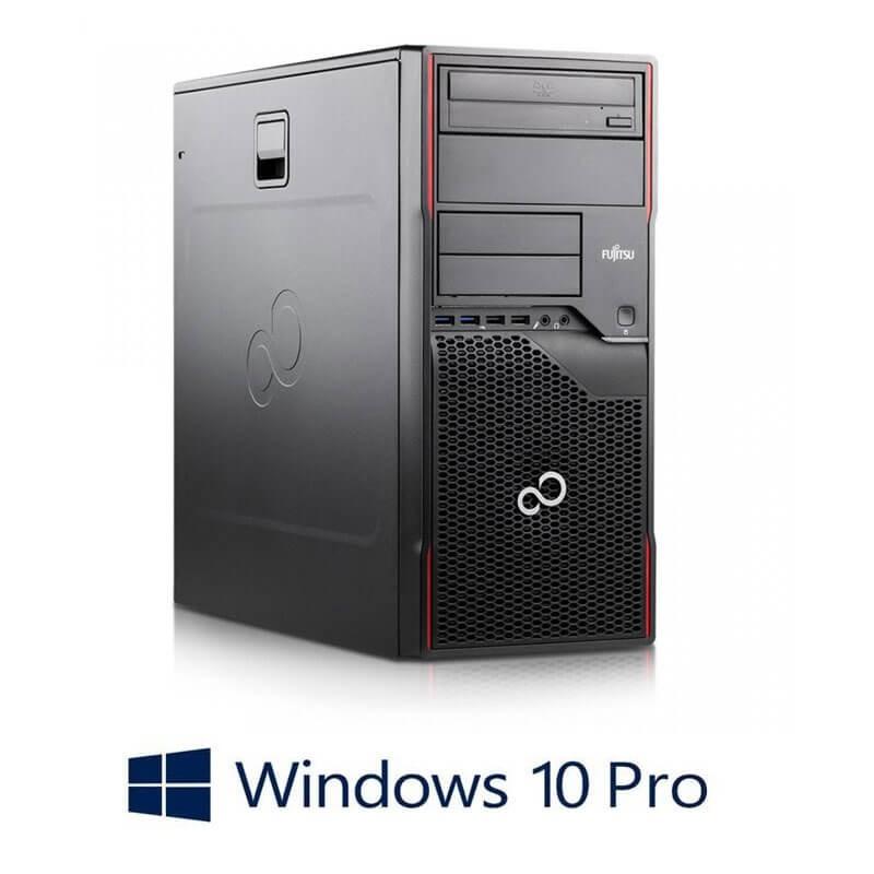 Calculator Fujitsu ESPRIMO P910, i7-3770, 240GB SSD, GeForce 605 DP, Win 10 Pro