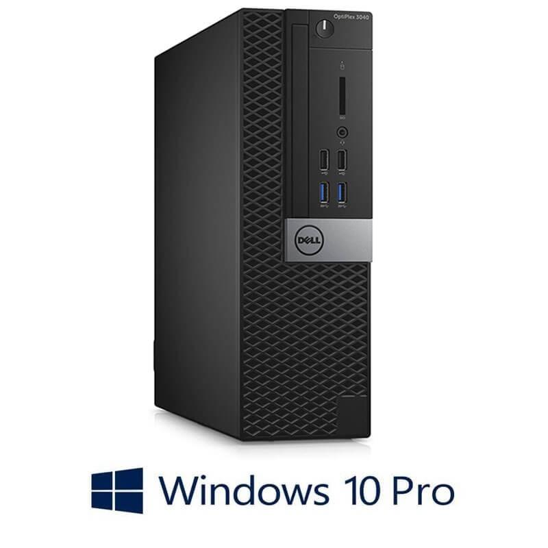Calculator Refurbished Dell OptiPlex 3040 SFF, Intel i5-6400, 128GB SSD, Win 10 Pro