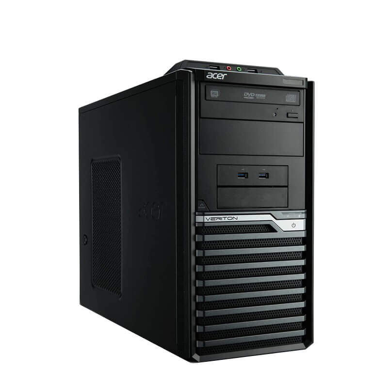 Calculator second hand Acer Veriton M4620G, Intel Dual Core G2130