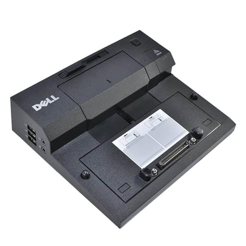 Docking Station Refurbished Dell PR03X E-Port II USB 3.0, K07A002