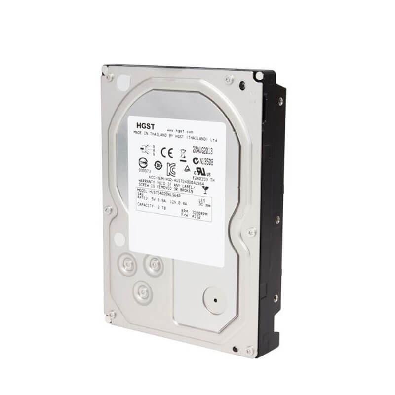 HDD HGST HUS724020ALS640 2TB SAS 6Gbps 3.5 inci, 64 Mb Cache