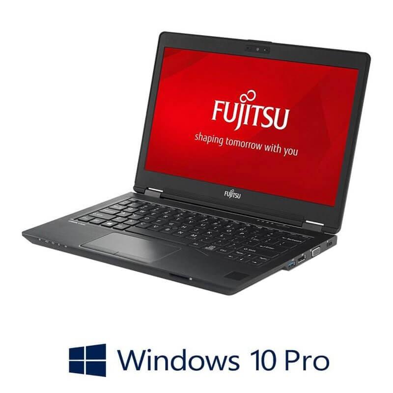 Laptop Fujitsu LIFEBOOK U727, i5-7200U, 256GB SSD, Full HD, Webcam, Win 10 Pro