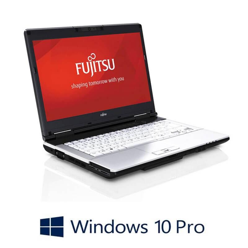 Laptopuri Refurbished Fujitsu LIFEBOOK S751, Intel Core i5-2520M, Win 10 Pro