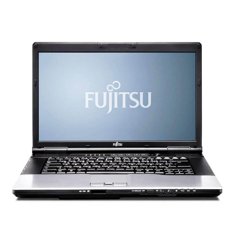 Laptop second hand Fujitsu LIFEBOOK E752, Intel i3-3110M, Display 15.6 inci, Webcam