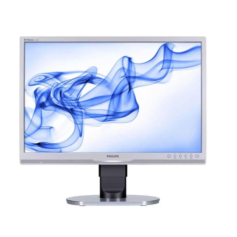 Monitor LCD Philips Brilliance 220B1CS, 22 inci Widescreen