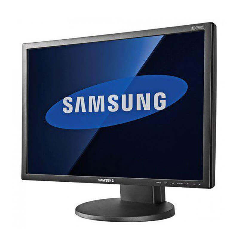 Monitor LCD Samsung SyncMaster 2443BW, 24 inci Full HD
