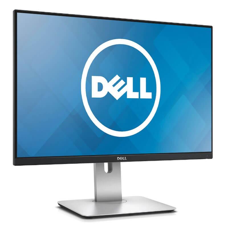 Monitor LED second hand Dell UltraSharp U2415b, 24 inci Full HD, Grad A-, Panel IPS