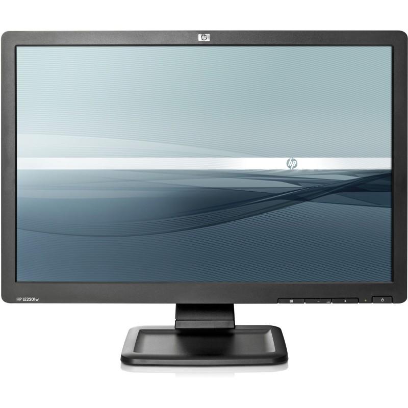 Monitor LCD TFT HP LE2201W 22 inci Widescreen