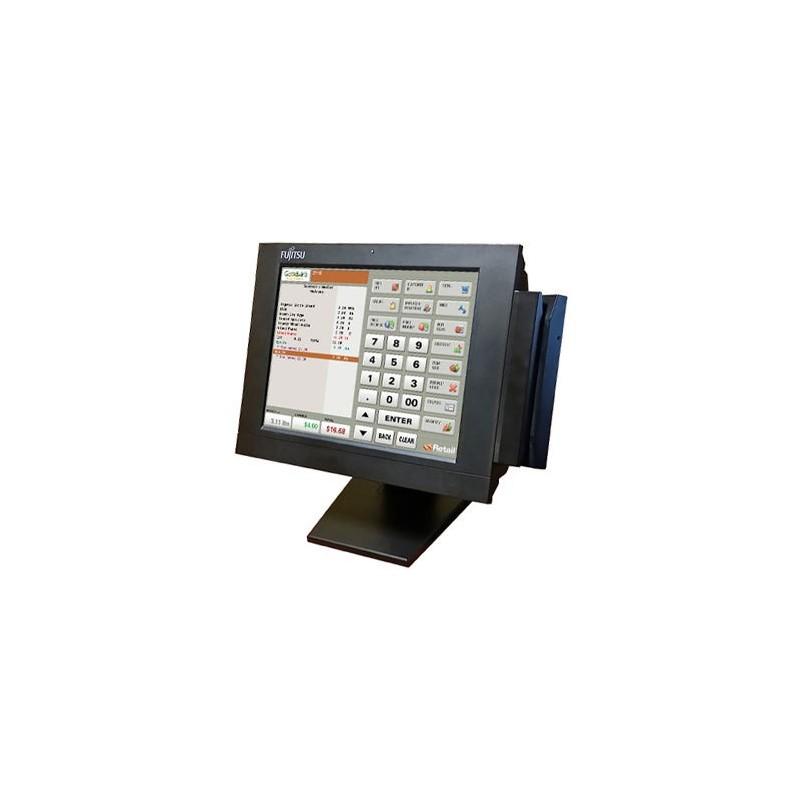 Monitor touchscreen USB second hand 15 inci PREH MCI cu Mcr inclus