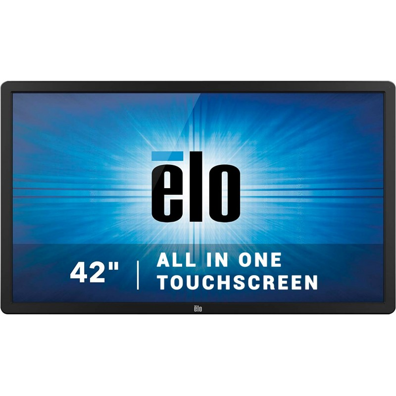 Sisteme All in One second hand Elo Touch ET4200L, Grad A -, Core 2 Duo E8400